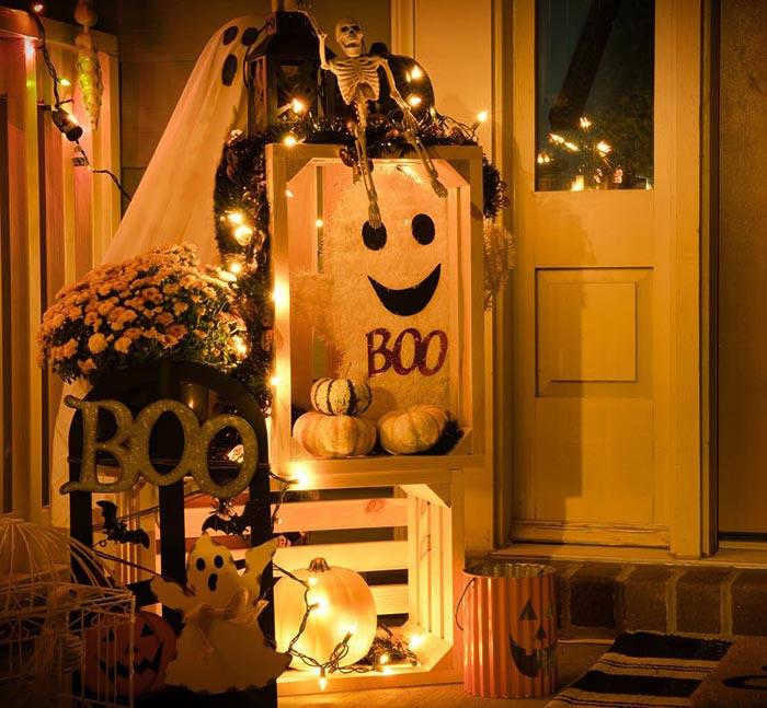Halloween en tu hogar