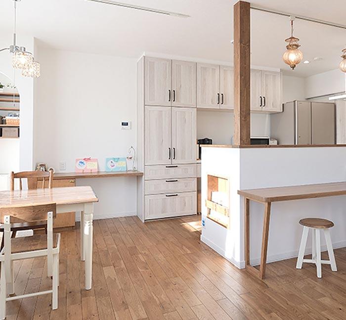 Apartamento con una buena distribución de espacio
