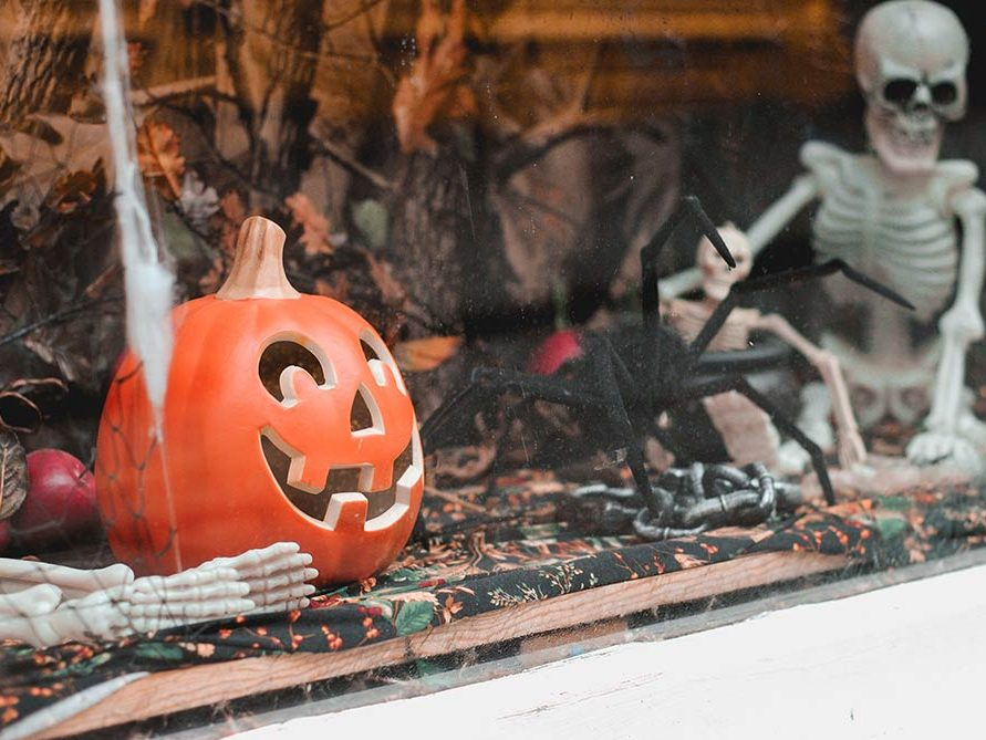 Decoración para Hallowen