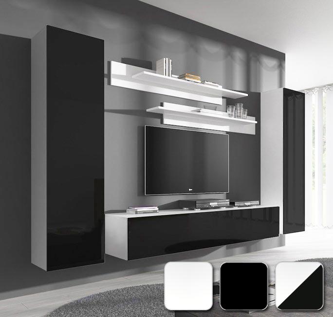 Muebles de salón Nora B1 en varios colores