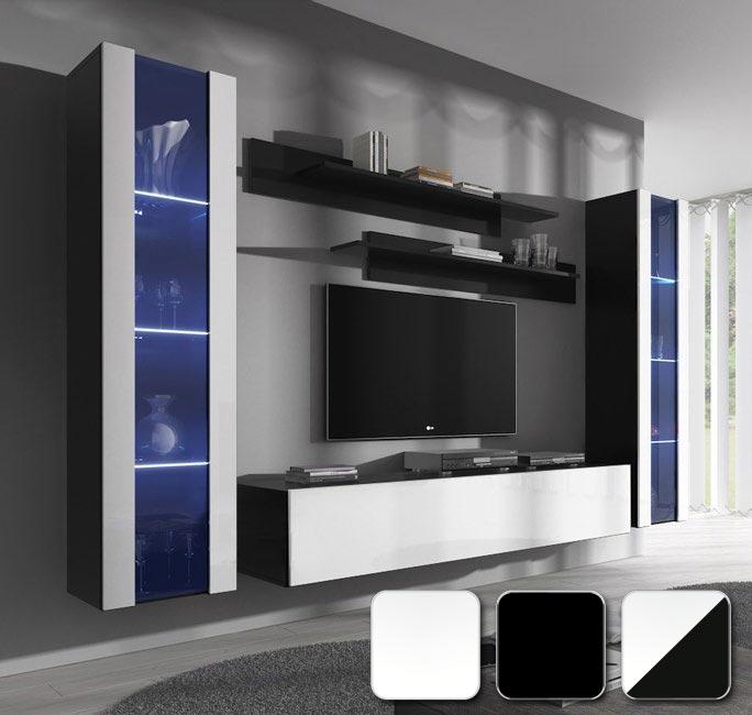 Muebles de salón Nora B2 en varios colores