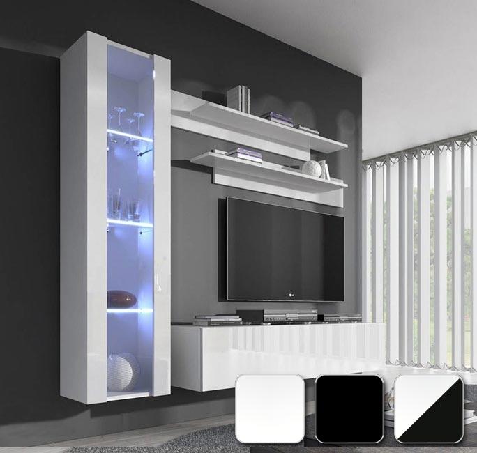 Muebles de salón Nora G2 en varios colores