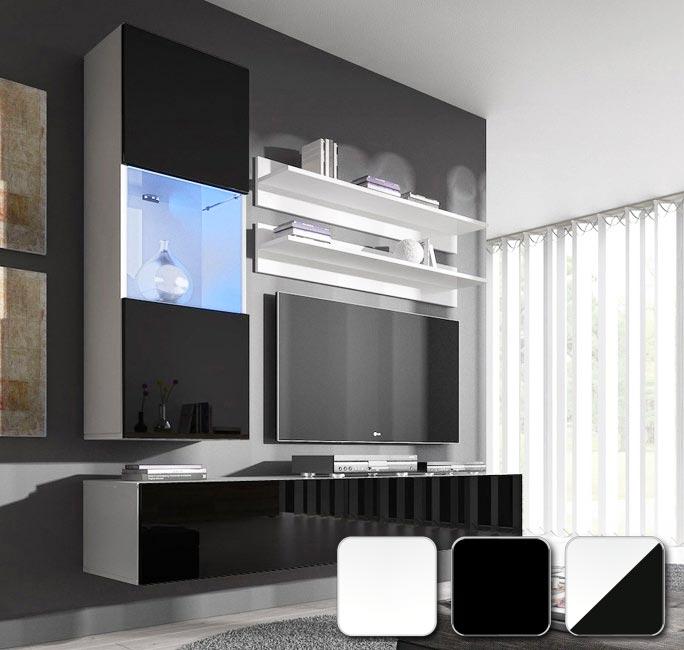 Muebles de salón Nora H3 en varios colores