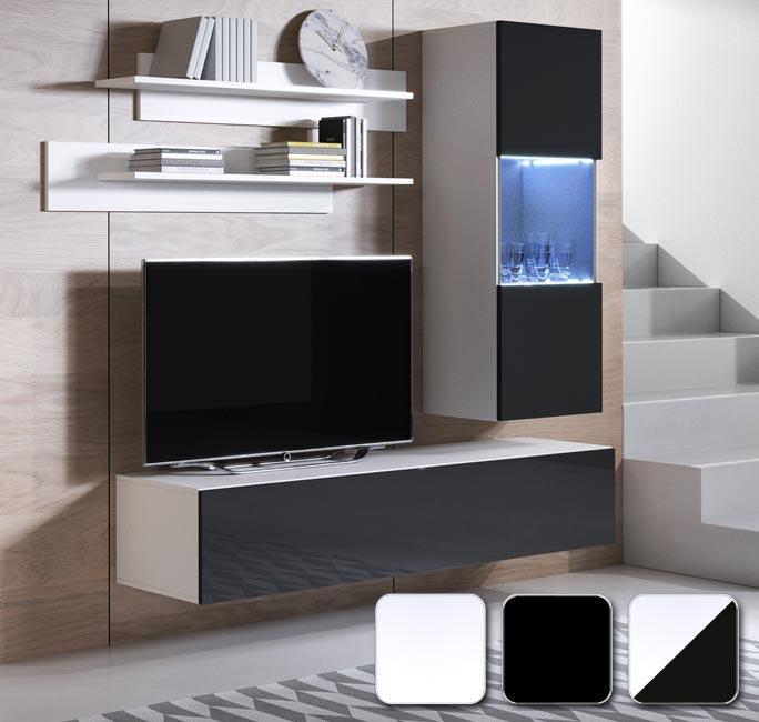 Muebles de salón Luke 6 en varios colores