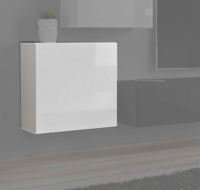 armario colgante berit 60 blanco