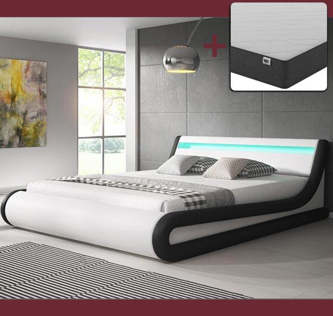 cama pa pa blanconegro canape