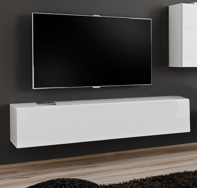 mueble tv berit H120 blanco