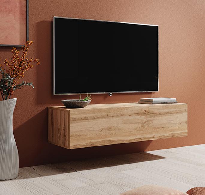 mueble tv berit h120 roble