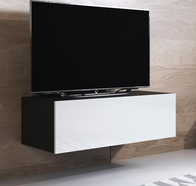 mueble-tv-luke-h1-100x30-negro-blanco