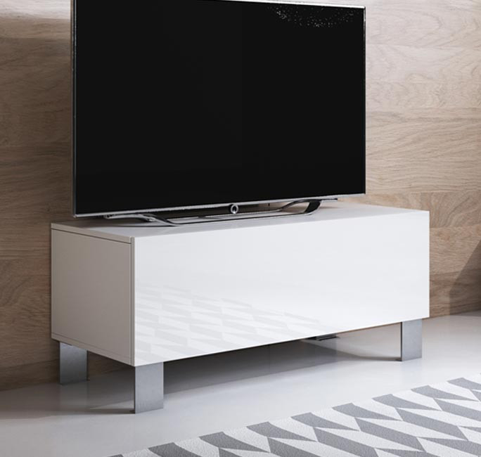 mueble-tv-luke-h1-100x30-pies-aluminio-blanco