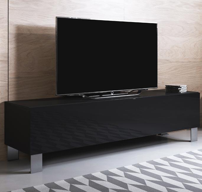 mueble-tv-luke-h1-160x30-pies-aluminio-negro