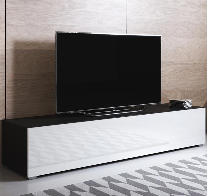 mueble-tv-luke-h1-160x30-pies-negro-blanco