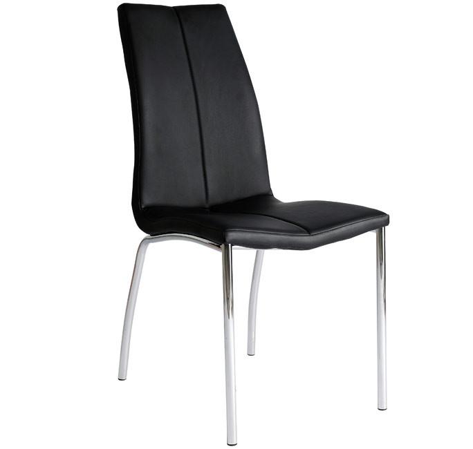 silla comedor morgana negro