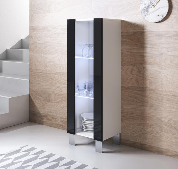 vitrina-colgante-luke-v2-40x126cm-pies-aluminuo-blanco-negro