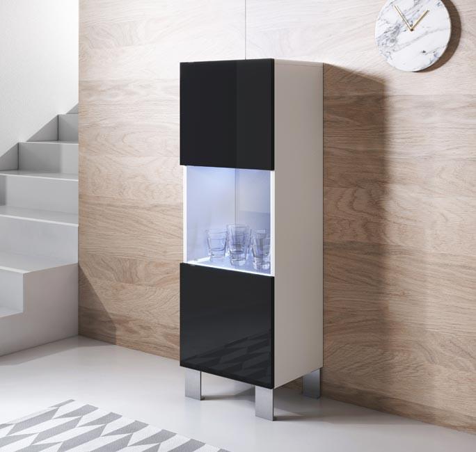 vitrina-colgante-luke-v3-40x126cm-pies-aluminio-blanco-negro
