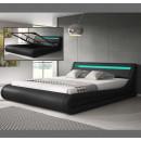 cama parisina negro