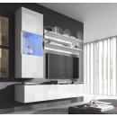 conjunto meubles nora blanco h3.