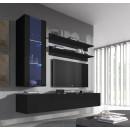 conjunto meubles nora negro h2
