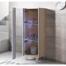 vitrina-luke-v2-40x126-pies-aluminio-sonoma-blanco-abierto