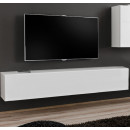 mueble tv berit h180 blanco