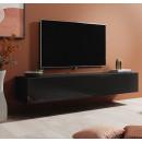 mueble tv berit h180 negro