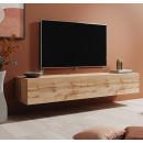 mueble tv berit h180 roble