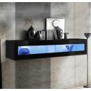 mueble tv krista h150cr negro
