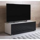 mueble-tv-luke-h1-100x30-pies-blanco-negro