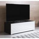 mueble-tv-luke-h1-100x30-pies-negro-blanco