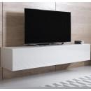 mueble tv luke h1 160x30 blanco