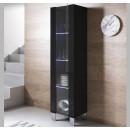 vitrina-colgante-luke-v5-40x165cc-pies-aluminio-negro