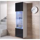 vitrina-colgante-luke-v6-40x165cc-blanco-negro