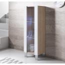 vitrina-luke-v2-40x126-pies-aluminio-sonoma-blanco