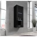 vitrina zarco negro