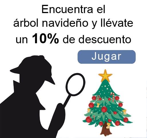 Juego árbol de Navidad