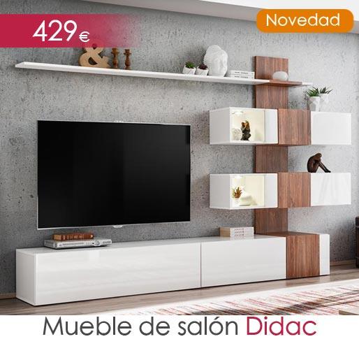 Mueble de salón Didac