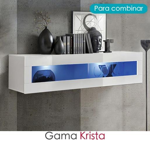 Mueble Krista con módulos para combinar