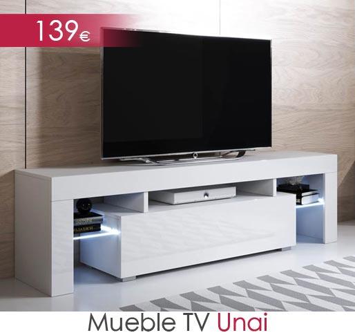 Mueble de tv Unai