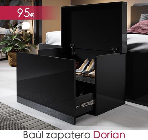 Baúl zapatero Dorian