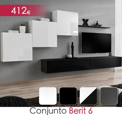 muebles de salón Berit modelo 3