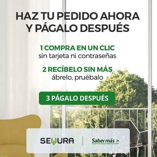 Financia o aplaza con Sequra