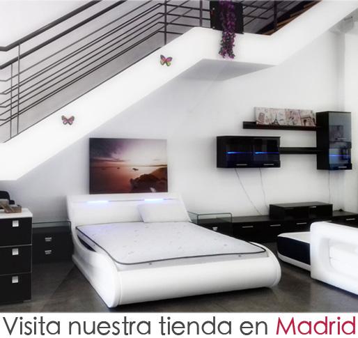 Visita nuestra tienda en Madrid