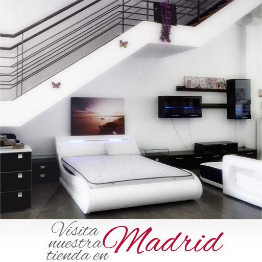 Muebles bonitos muebles camas y sof s de dise o al mejor for Almacenes de camas en ibague