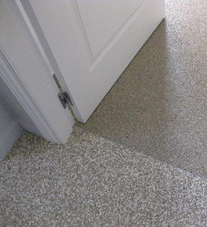 Pavimento interior casa dos tonos