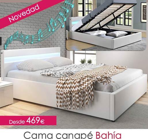 Cama canape Bahia