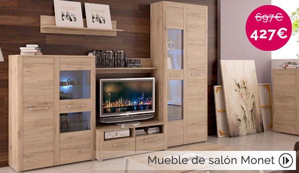 mueble de diseño Monet
